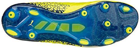 PUMA evoPOWER Vigor 1 K-Leather Graphic FG - Yellow Image 3