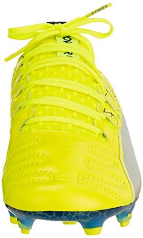 PUMA evoPOWER Vigor 1 K-Leather Graphic FG - Yellow Image 4