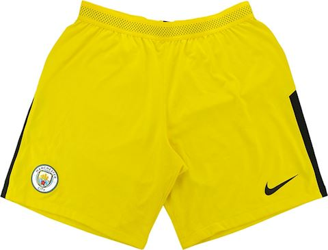 Nike Manchester City Mens Goalkeeper Player Issue Away Shorts 2017/18 Image 2