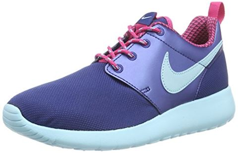 fff6c00beb Nike ROSHE RUN JUNIOR girls's Shoes (Trainers) in blue | 599729-406 ...