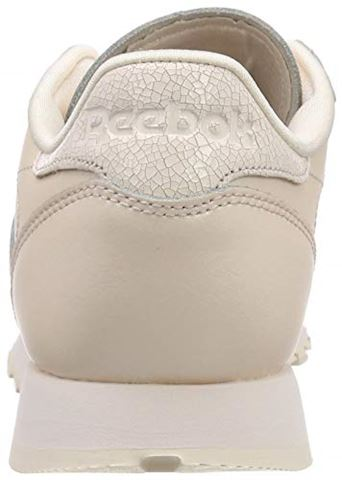 Reebok Classic  CLASSIC LEATHER  women's Shoes (Trainers) in multicolour Image 2