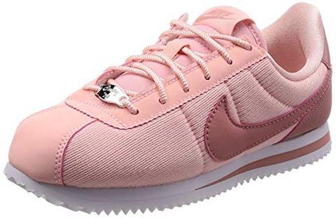 Nike Cortez Basic Text SE Older Kids  Shoe - Pink Image 308b346c0