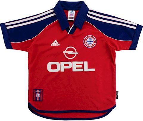 adidas Bayern Munich Kids SS Home Shirt 1999/01 Image