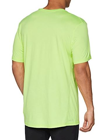 Nike Breathe Men's Short-Sleeve Training Top - Yellow Image 2