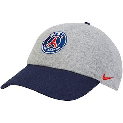 8a1e32a357a Nike Paris Saint-Germain H86 Adjustable Hat - Grey Image
