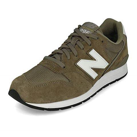best website d9b7d a2ae3 New Balance 996 Brown/ White