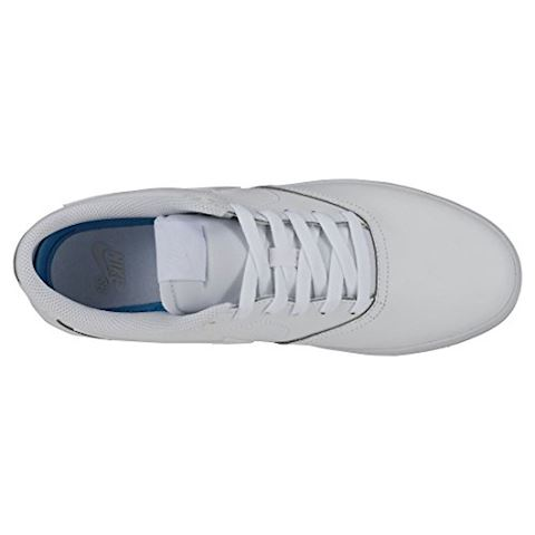 Nike SB Check Solarsoft Men's Skateboarding Shoe - White Image 17