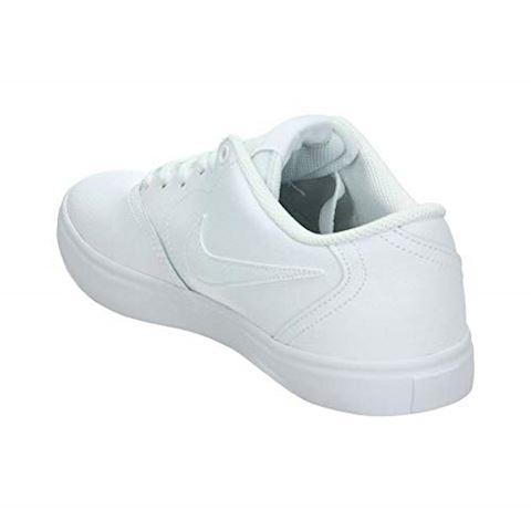 Nike SB Check Solarsoft Men's Skateboarding Shoe - White Image 2