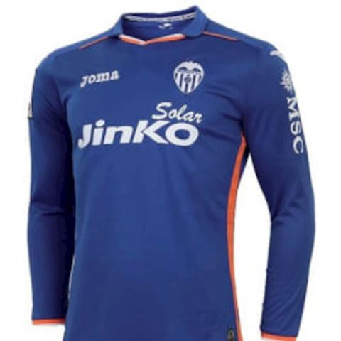 0569afb424 Joma Valencia Kids LS Goalkeeper Away Shirt 2013/14   FOOTY.COM