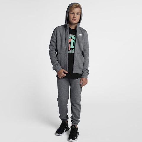 Nike Sportswear Older Kids' (Boys') Tracksuit - Grey Image