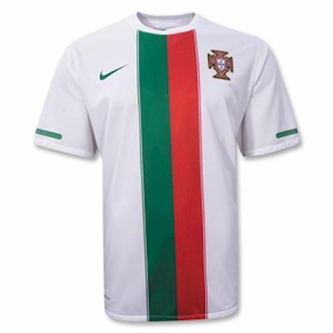 Nike Portugal Kids SS Away Shirt 2010 Image