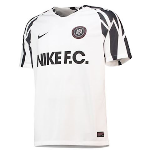 Nike F.C. Men's Football Shirt - White Image