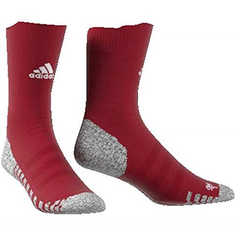 adidas Alphaskin Traxion Lightweight Cushioning Crew Socks Image 4