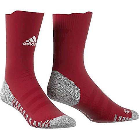 adidas Alphaskin Traxion Lightweight Cushioning Crew Socks Image 5