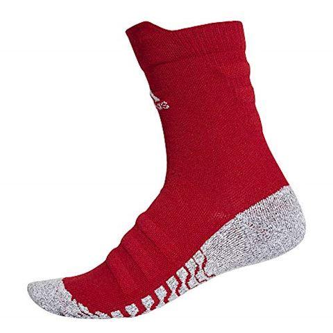 adidas Alphaskin Traxion Lightweight Cushioning Crew Socks Image 6