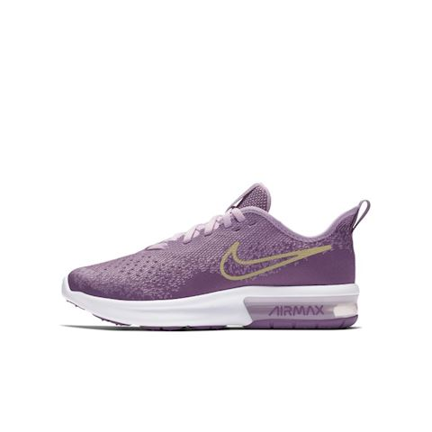 241cfd33aa Nike Air Max Sequent 4 Older Kids' Shoe - Purple | AQ2245-501 ...