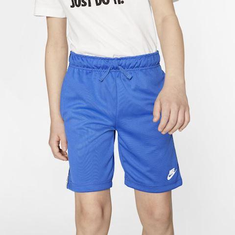 Nike Sportswear Older Kids' (Boys') Shorts - Blue Image