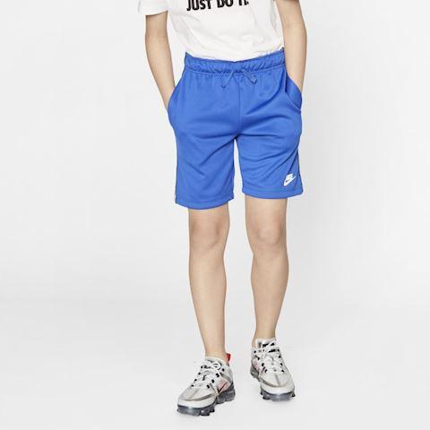 Nike Sportswear Older Kids' (Boys') Shorts - Blue Image 3