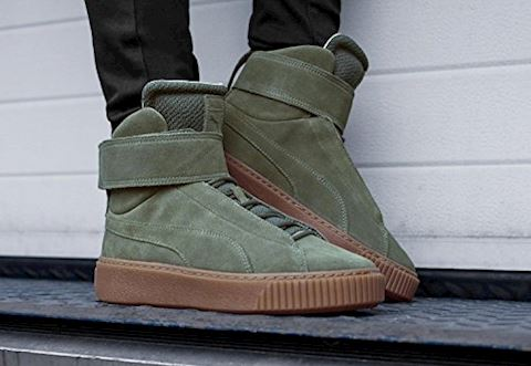 Puma Platform Mid Ow - Women Shoes Image 13