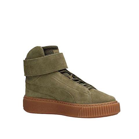 Puma Platform Mid Ow - Women Shoes Image 10
