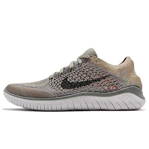 f47e2b648d2e Nike Free RN Flyknit 2018 Women s Running Shoe - Green Image