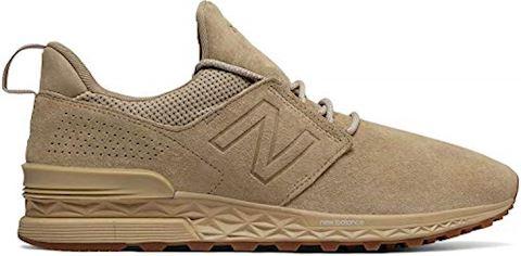 New Balance 574 Sport, Brown Image 5