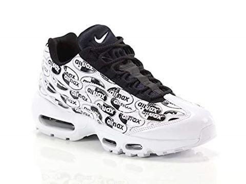 Nike Air Max 95 Premium Men's Shoe - White Image