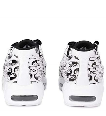 Nike Air Max 95 Premium Men's Shoe - White Image 5