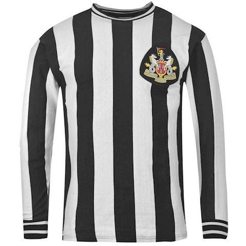 Score Draw Newcastle United Mens LS Home Shirt 1970/71 Image