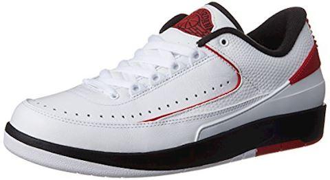 Nike Air Jordan 2 Retro Low Men's Shoe - White Image