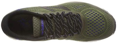 New Balance  GOBI  men's Running Trainers in Green Image 7