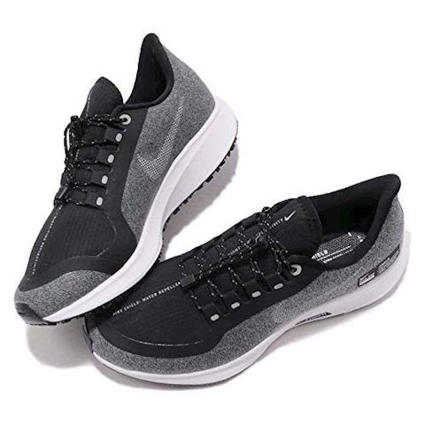 Nike Air Zoom Pegasus 35 Shield Women's Running Shoe - Black
