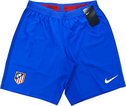 Nike Atlético Madrid Mens Player Issue Home Shorts 2016/17 Image