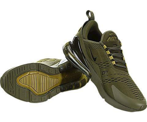Nike Air Max 270 Men's Shoe - Green Image 3