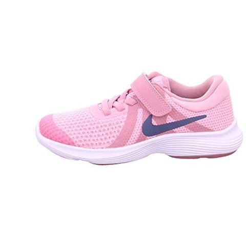 Nike Revolution 4 Younger Kids' Shoe - Pink Image 2