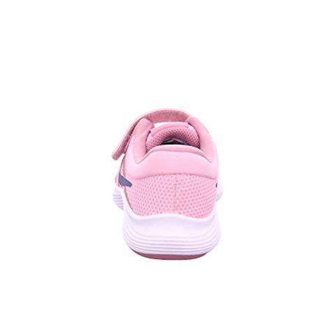 Nike Revolution 4 Younger Kids' Shoe - Pink Image 3