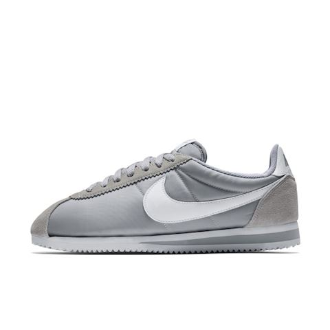 Nike Classic Cortez Nylon Unisex Shoe - Grey Image