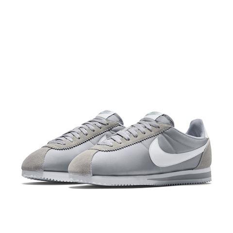 Nike Classic Cortez Nylon Unisex Shoe - Grey Image 2