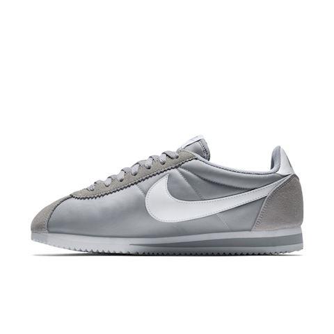 Nike Classic Cortez Nylon Unisex Shoe - Grey Image 3