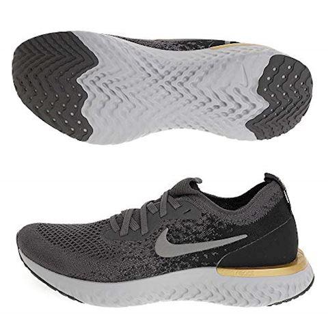 Nike Epic React Flyknit Men's Running Shoe - Grey Image