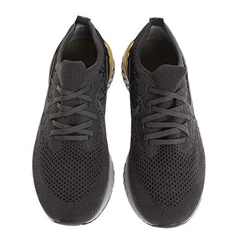 Nike Epic React Flyknit Men's Running Shoe - Grey Image 2