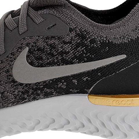 Nike Epic React Flyknit Men's Running Shoe - Grey Image 4