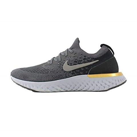 Nike Epic React Flyknit Men's Running Shoe - Grey Image 5