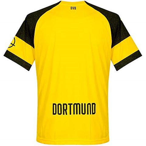 Puma Borussia Dortmund Mens SS Home Shirt 2018/19 Image 2