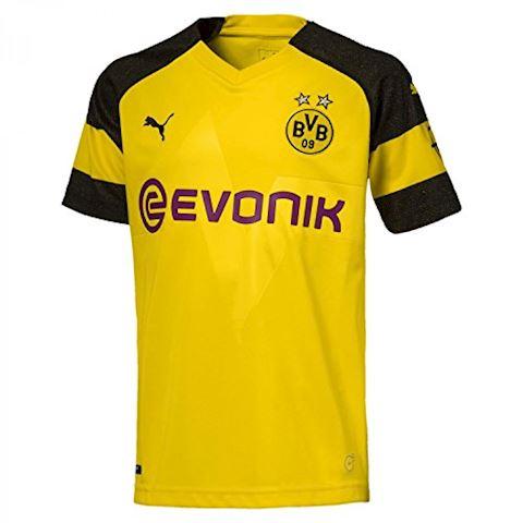 Puma Borussia Dortmund Mens SS Home Shirt 2018/19 Image 3