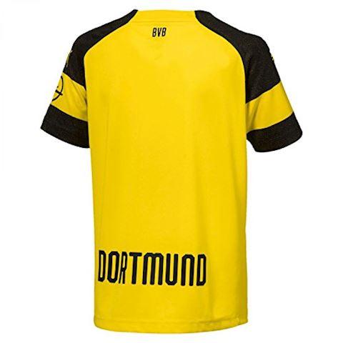 Puma Borussia Dortmund Mens SS Home Shirt 2018/19 Image 4