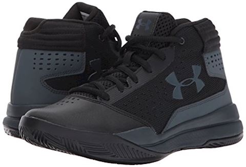 Under Armour Boys' Primary School UA Jet 2017 Basketball Shoes Image 6
