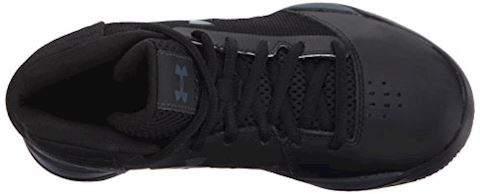 Under Armour Boys' Primary School UA Jet 2017 Basketball Shoes Image 8