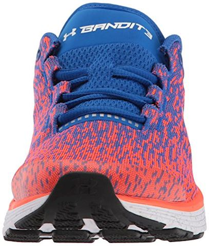 Under Armour Boys' Primary School UA Charged Bandit 3 Ombre Running Shoes Image 4