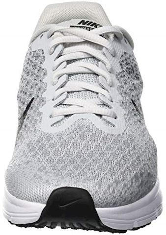 Nike Air Max Sequent 2 Older Kids'Running Shoe - Silver Image 4